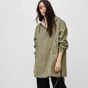 Wilfrid Free Veste Hadid ½ Zip Jacket Size S